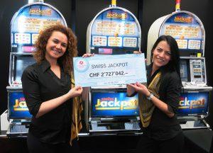 Über 2,7 Mio. Franken: Swiss Jackpot erneut im Grand Casino Baden geknackt