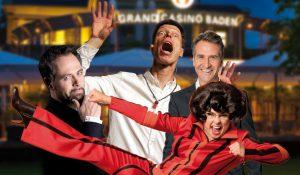 "16. Juni: ""Baden lacht"" im Grand Casino Baden"