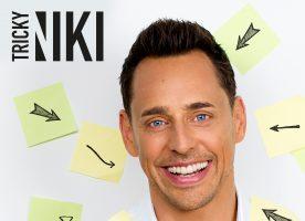 9. Juni: Tricky Niki mit neuem Programm im Casino Kitzbühel