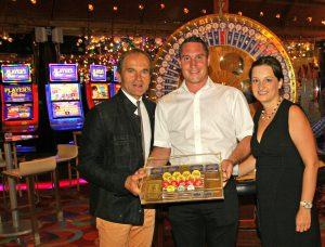 Casino Velden: Paroli-Jetons bringen 7.777 Euro in Gold