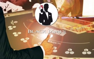 """Weltneuheit im Grand Casino Baden: """"Black James"""""""