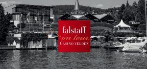Falstatt Weißweingala zu Gast im Casino Velden