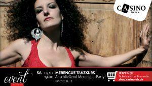 Casino Lübeck: Tanzkurs und Party mit Laila Lamoh & DjNono
