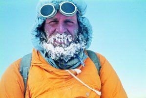 11. Oktober: Bergsteigerlegende Kurt Diemberger im Casino Velden