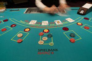 Spielbank Mainz: Blazing 7's am Black Jack geknackt
