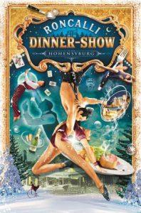 9. Dezember: Roncalli Dinnershow in der Spielbank Hohensyburg