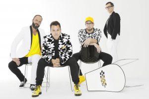 A-Cappella-Artisten MAYBEBOP mit neuem Programm im Casino Innsbruck