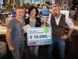 Casinos Austria: Ö3-Glückwünschen geht ins Finale