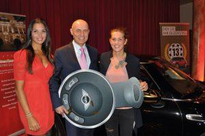 Grand Casino Luzern Glückstag: Olivia G. gewinnt MINI Cooper