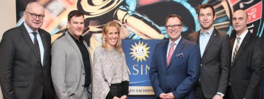 Neue Merkur Spielbank Halle soll im August eröffnet werden