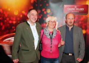 Casino Velden: Christine Dorfer und Robert Wurzer gewinnen Schnapsen