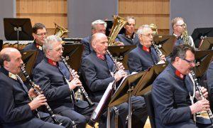 Casino Velden: Frühjahrskonzert der Polizeimusik Kärnten
