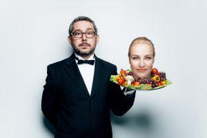 Kabarett mit Verena Scheitz & Thomas Schreiweis im Casino Innsbruck