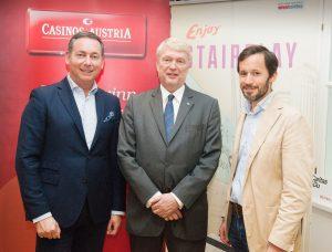 Casinos Austria unterstützt Freizeitbuddies-Initiative der Caritas