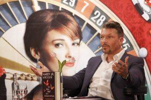 Spielbank Bad Zwischenahn: Hardy Krüger jr. sorgt für ausverkauftes Haus