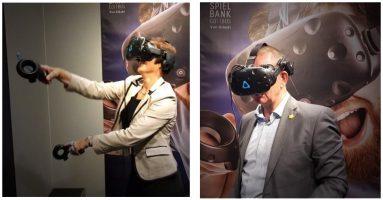 VR-Battle zum 20. Geburtstag der Spielbank Cottbus