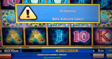 """Casino Seevetal: € 10.370 beim """"Lord of the Ocean"""""""
