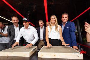 Casino Velden: Starmeile mit Handabdrücken erweitert