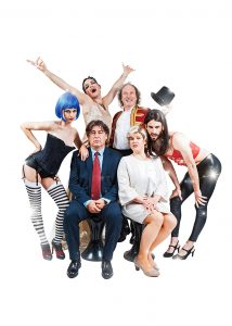 """Theater Sommer: """"Ein Käfig voller Narren"""" im Casino Velden"""