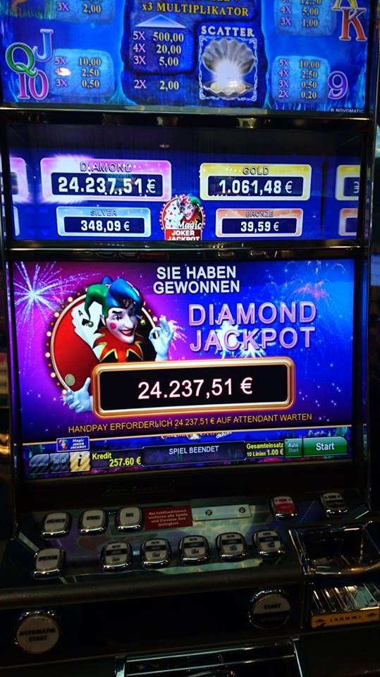 Magic Casinos Gmbh
