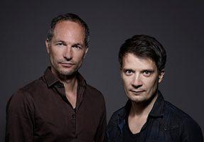 Lesung mit Maxim Leo & Jochen Gutsch im Casino Baden-Baden