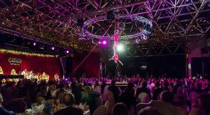 Roncalli Dinner-Show begeistert in der Spielbank Hohensyburg