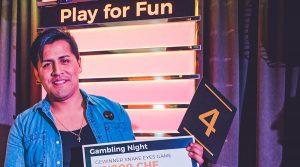 Gambling Night im Casino Zürich: Junger Mann gewinnt 10.000 Franken