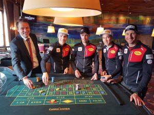 Casino Seefeld als spezieller Gastgeber bei der Nordischen Ski-Weltmeisterschaft