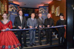Neue Merkur Spielbank in Halle (Saale) offiziell und feierlich eröffnet