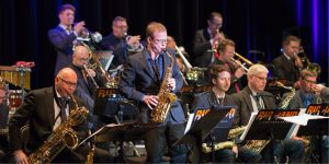 Big Band Liechtenstein im Grand Casino Luzern