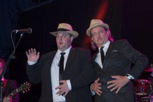 Zu Ehren von Louis Prima: Markus Linder & Band im Casino Innsbruck