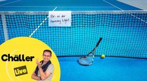 """Casino St. Gallen: Comedian und FM1-Radiomann """"Chäller"""" bei der Gambling Night"""