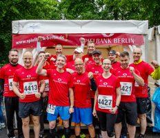 Spielbank Berlin nimmt am Berliner-Firmenlauf 2019 teil