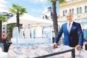 Alexander Frantes wird neuer Direktor des Casino Baden