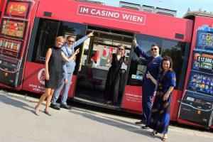 Casinos Austria: Neue Kampagne fürs Jackpot Casino Wien
