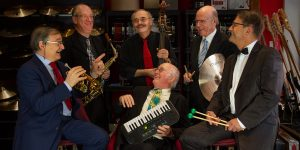 15. September: Memorial Swing Sextet im Grand Casino Luzern