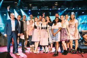 Spielbank Berlin feiert 21. Geburtstag am Potsdamer Platz