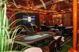 """""""Full House"""" im Fuchs-Zimmer des Casino Wien"""