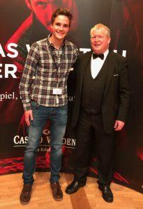 Georg Dobernig gewinnt Preisschnapsen im Casino Velden