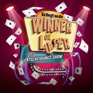 Winner or Loser - die Game Show zu Gast im Casino Aachen