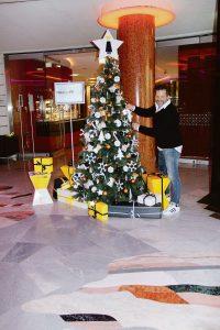 Veldener Advent im Casino Velden bis 22. Dezember