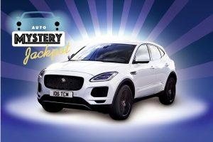 "Spielbank Hohensyburg:  Jaguar beim ""Auto Mystery Jackpot"" gewinnen"