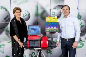 Österreichische Lotterien: Neue Terminals für 3.000 Annahmestellen