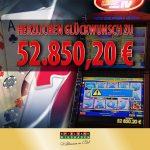 Spielbank Wiesbaden: Jackpot im Doppelschlag beim Automatenspiel