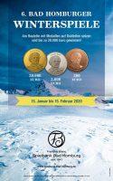 Entspurt bei den Winterspielen in der Spielbank Bad Homburg