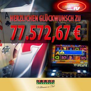 Zweithöchster Mystery-Jackpot in der Spielbank Wiesbaden geknackt