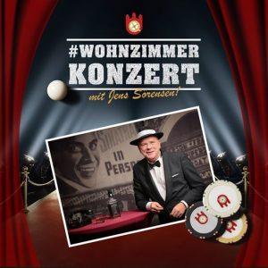 Spielbank Hamburg: Wohnzimmerkonzert mit Jens Sörensen