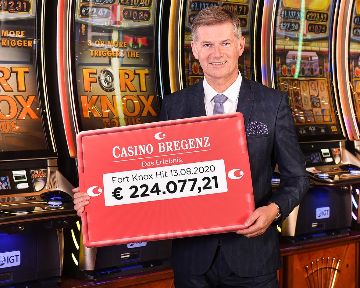 Casino Bregenz Jackpot