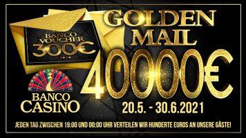 Das Banco Casino Bratislava verschenkt Geld!
