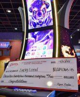 $1.024.065 Jackpot in Las Vegas Casino geknackt